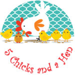 5 Chicks and a Hen